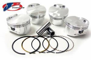 JE Piston Kit Fits Suzuki GSXR1000 05-08 73.4mm 13:8:1 998cc FSR Skirt
