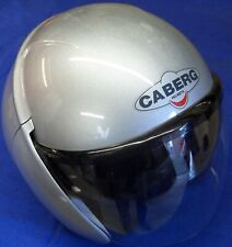 Caberg Downtown Plus Grey Helment – Size S (55-56cm)