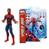 "Marvel Select Spider-Man Special Collector Edition 7"" Action Figure  20"