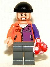 Lego TWO-FACE HENCHMAN DYNAMITE Figure Loose From Set 6864 DC Superheroes