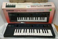 Vintage Yamaha PSS-130 PortaSound Electronic Keyboard TESTED In Box