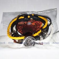 Official Nanatsu no Taizai / The Seven Deadly Sins PU Leather - Dragon bracelet