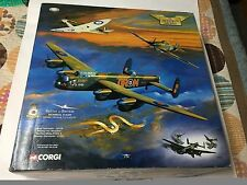 CORGI 1/72 AA32602 BATTLE OF BRITAIN MEMORIAL FLIGHT LANCASTER SPITFIRE