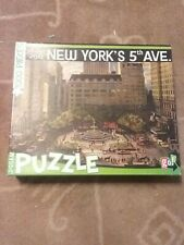 Go! New Yprks 5th Ave. 1000 Piece Puzzle