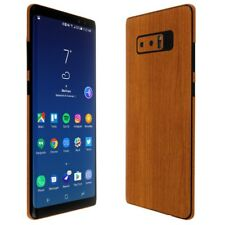 Skinomi Light Wood Skin+Clear Screen Protector For Samsung Galaxy Note 8