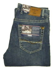 PIONEER ® RANDO STRETCH Jeans Gr. W36 L32 JEANSBLAU HANDCRAFTED 9892.346 2.Wahl