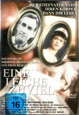 Un cadáver zuviel - VON Frits Remar - Culto Película de la Característica DVD