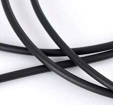 2.5mm,Hole:1 mm,10M Length (B22223)… 8Seasons Rubber Cord Black Hollow
