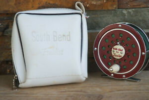 Vintage SouthBend #1133 Finalist Fly Reel in Original Case