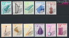 Frankreich 2871-2881 (kompl.Ausg.) postfrisch 1992 Musikinstrumente (9119742
