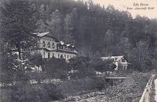 """AK Edle Krone 1909 Hotel """"Unverhofft Glück"""" Klingenberg Höckendorf Zugstempel"""