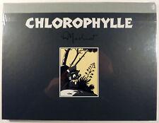 Chlorophylle de R. Macherot Ed. Champaka Portfolio 2002 Neuf sous blister !