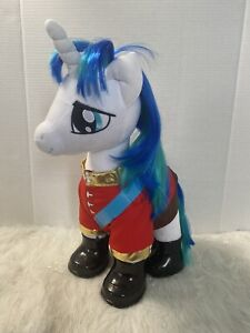 Build a Bear My Little Pony Shining Armor Unicorn with Outfit