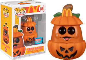 McDonald's - Pumpkin McNugget NYCC 2021 FALL CONVENTION FUNKO Pop Vinyl PREORDER