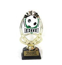 Soccer Trophy- Futbol- Recognition- MVP- Coach- Desktop Series- Free Lettering