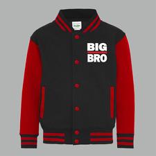 Boys Varsity Kids Jacket Big Brother Hip Hop Run DMC style