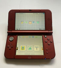 New Nintendo 3DS XL Red  Console Adult Owned, Immaculate *SAME DAY SHIPPING*