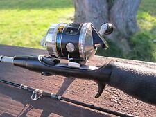 Vintage ZEBCO OMEGA 113  Fishing Rod & Reel Combo (Nice)