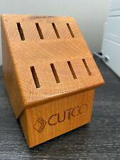 Cutco Homemaker Knife Block for 8 # 1759 Table Knives