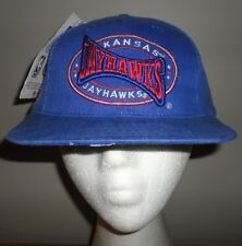 KANSAS JAYHAWKS Blue THE GAME Snapback Hat *NEW*