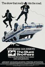 THE BLUES BROTHERS MANIFESTO JOHN BELUSHI LANDIS AYKROYD CALLOWAY RAY CHARLES