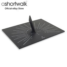 ashortwalk Eco Recycled Horizontal Rectangle Sundial