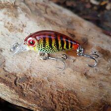 Join Crankbait Forellen Barsch Wobbler Special Colors Farbe 6