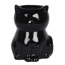 Mad Moonshine Duftlampe Black Cat - Katzenform