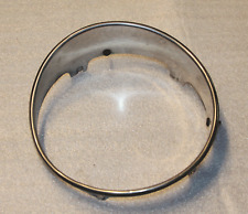 SAAB 96 MONTE CARLO RIGHT HEADLAMP TRIM BEZEL GOOD CONDITION V4