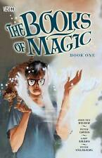 Books of Magic Book One GN Charles Vess John Ney Rieber Sandman Gaiman New NM