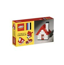 LEGO Classic 60th Anniversary Limited Edition House 4000028 LOW NUMBER #124