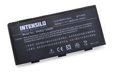 Akku für MSI GT663R-i7468BLW7P, GT670, GT680 9000mAh 10.8V Li-Ion
