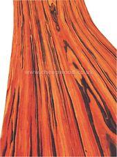 """Brazilian Rosewood Veneer  -  2500mm x 310mm  /  98,4"""" x 12,2"""""""