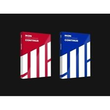 iKON-[New Kids Continue]Album 2 Ver SET CD+Poster+PhotoBook+Card+Post+Gift K-POP