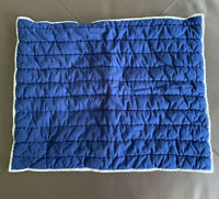 POTTERY BARN KIDS Blue Pillow SHAM Standard