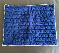 POTTERY BARN KIDS Blue Pillow SHAM Standard