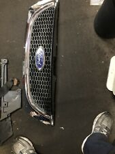 FORD AU FAIRMONT GHIA  FRONT BUMPER/ TOP RADIATOR GRILL - PAINT CODE B5