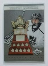 Jonathan Quick (Kings) 2012-13 Limited hockey Trophy Winners (only 199 made)