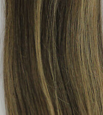 """Remy 100% Human Hair Straight Weaving Weft Extensions 14""""16""""18""""20""""22""""24""""26"""" 100g"""
