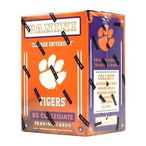 2016 Panini Clemson Tigers Multi-Sport Blaster Box *NEW & SEALED*
