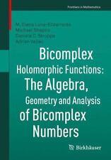 Bicomplex Holomorphic Functions : The Algebra, Geometry and Analysis of Bicom...