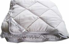 Bettdecke Merino Ganzjahresdecke Schafwolle 135x200cm Decke 100% Schurwolle