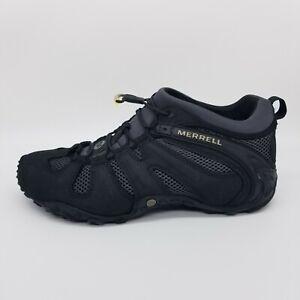 Merrell Chameleon Prime Stretch J21413 Black Trail Hiking Shoes US Size 10