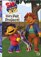 Sid the Science Kid: Sid's Pet Project [New DVD]