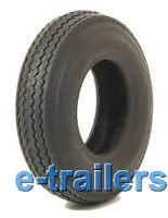 6 Ply WANDA 400x8 Trailer Tyre 4.80/4.00-8 High Speed 400-8 4.00-8 - Tubeless