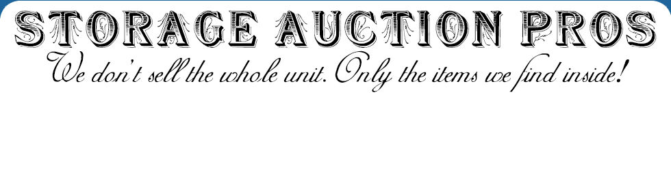 Storage Auction Pros