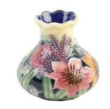"Old Tupton Ware TW1164 Summer Bouquet Vase 3"" NEW  20169"