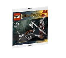 Lego Lord of the Rings Set 30211 Ballista and Uruk Hai Limited Release NISB