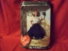 I Love Lucy Barbie Lucy's Italian Movie Collector Edition Nrfb Mib