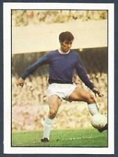 PANINI TOP SELLERS FOOTBALL 72-#110-EVERTON-NOTTINGHAM FOREST-HENRY NEWTON